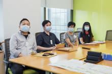 合作機構代表出席證書頒發日 照片1
