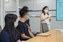 合作機構代表出席證書頒發日 照片2
