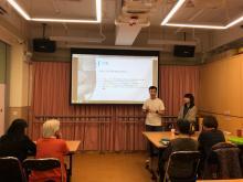 15/1/2019城社地區服務協會 講座主題:認識糖尿病和中風(1)