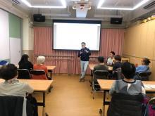 15/1/2019城社地區服務協會 講座主題:認識糖尿病和中風(4)