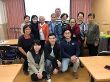 15/1/2019城社地區服務協會 講座主題:認識糖尿病和中風(8)