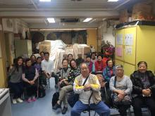 2016年 12月 3日,健康大使來到保良局黃祐祥紀念耆暉中心舉行了講座,主題為「如何照顧殘疾人士及精神病康復者」。一班參與的義工們在課堂上分享過往義工服務遇到的困難,並積極發問。