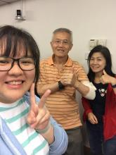 8/4/2019房協長者安居資源中心 簡易急救護理及包紮工作坊(1)