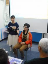 9/3/2019香港家庭福利會 講座主題:體力處理操作(5)