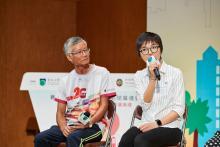 合作機構代表 吳曉欣社工分享